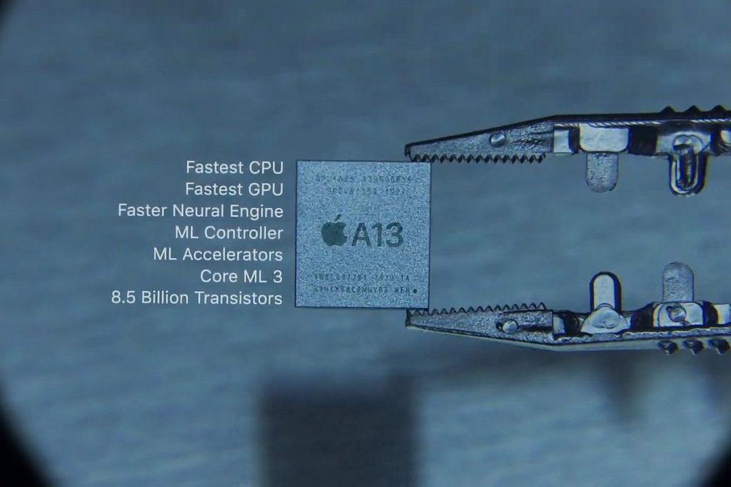 Apple A13 Bionic je podľa testov 2 krát výkonnejší ako najvýkonnejší čip v Andorid smartfóne. - svetapple.sk
