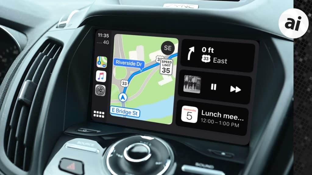 Priplatiť si za CarPlay alebo ide len o zbytočnosť, ktorá sa neoplatí? - svetapple.sk