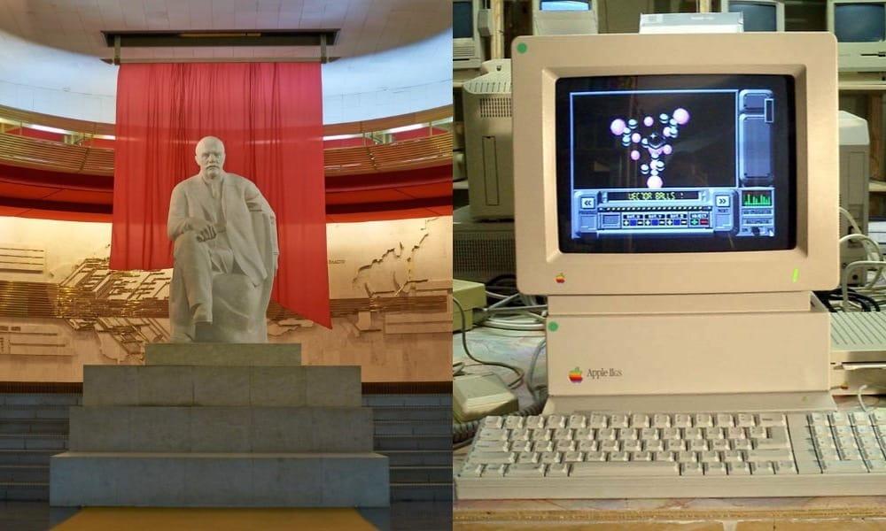 Ruské múzeum, ktoré stále funguje na 30 ročných Apple II počítačoch. - svetapple.sk