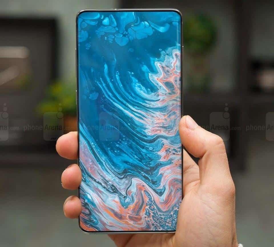 Samsung skryje kameru pod displej. Bude to koniec výrezom?- svtapple.sk