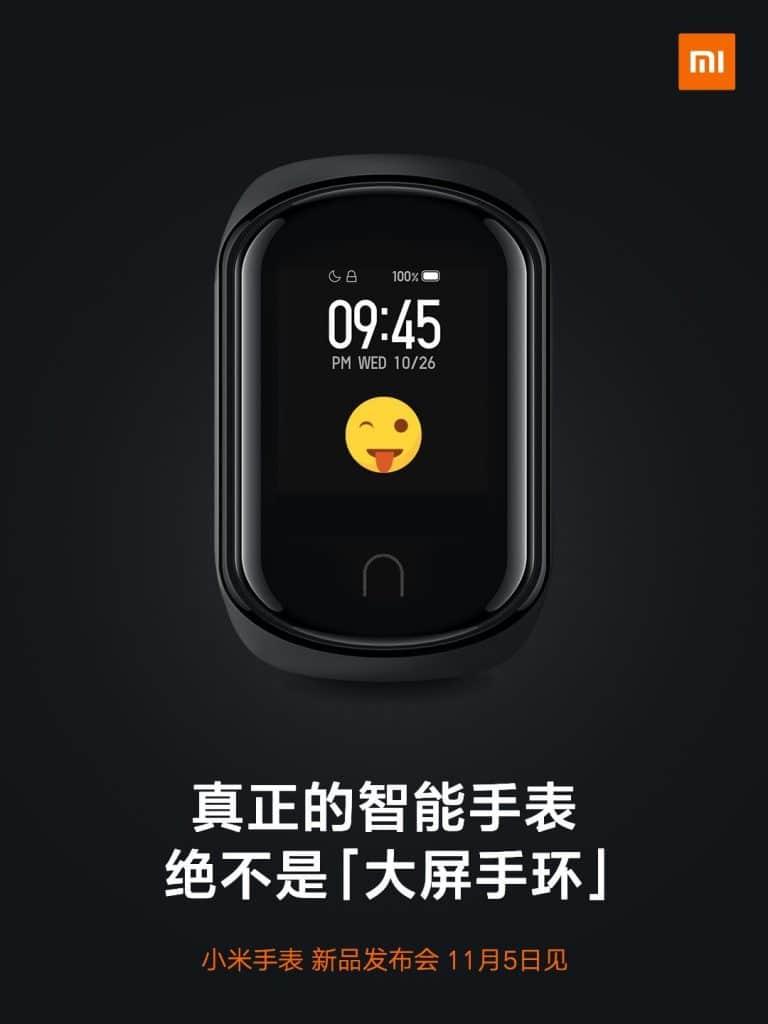 Xiaomi pripravuje vlastný operačný systém pre hodinky - svetapple.sk
