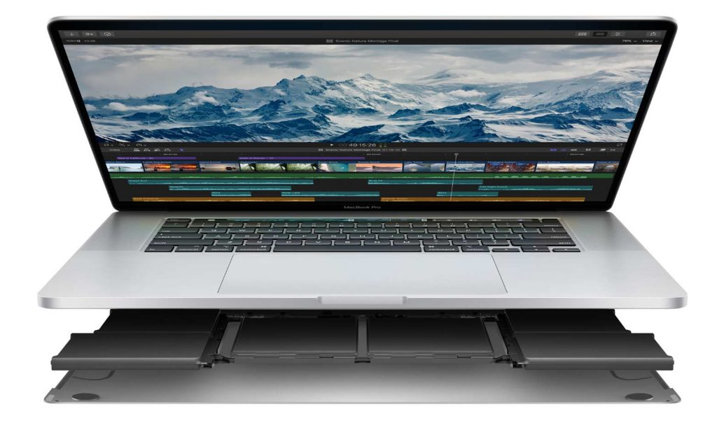 """Apple práve predstavilo nový MacBook Pro so 16"""" displejom."""