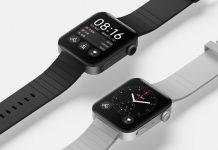 Xiaomi pripravuje svoje prvé inteligentné hodinky s dizajnom Apple Watch. Pozrite sa ako vyzerajú.