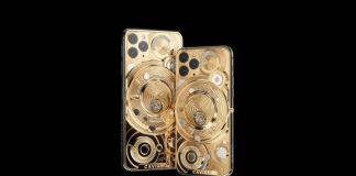 iPhone 11 Pro za 62 tisíc euro. Kombinácia zlata a diamantov od spoločnosti Caviar.