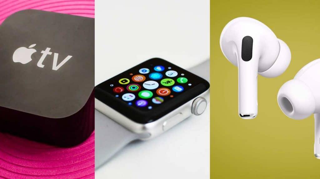 3 darčeky od Apple do 300€