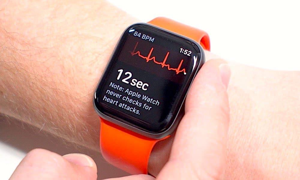 EKG v Apple Watch vám môže skutočne zachrániť život. - svetpple.sk