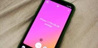 Ako na Instagrame zmeniť písmo