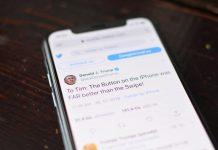 Donald Trump by chcel jednu funkciu z iPhonu späť. Radí Timovi Cookovi cez Twitter.