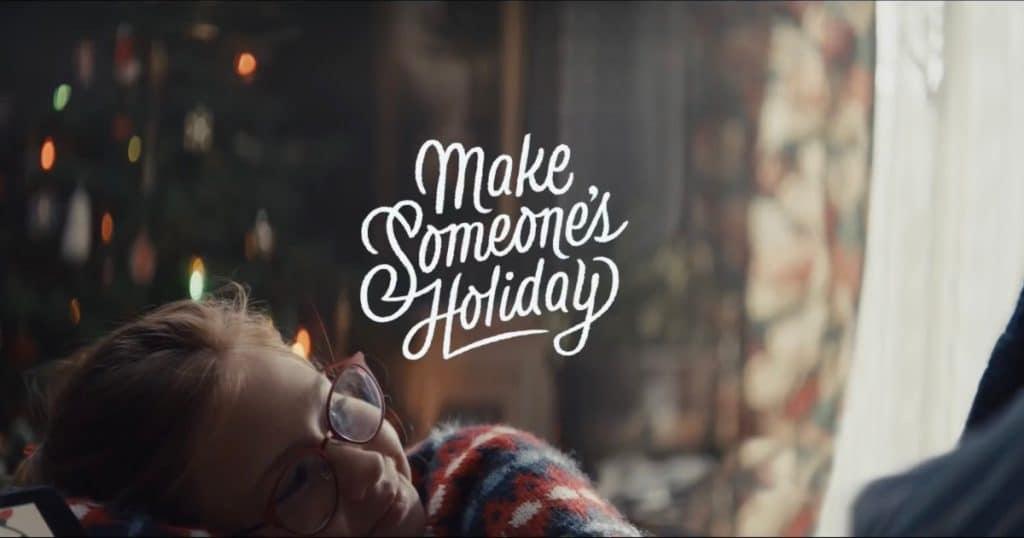 vianočná reklama Apple