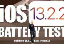 iOS 13.2.2. Pozrite sa na to akosi Apple vedie v teste výdrže batérie