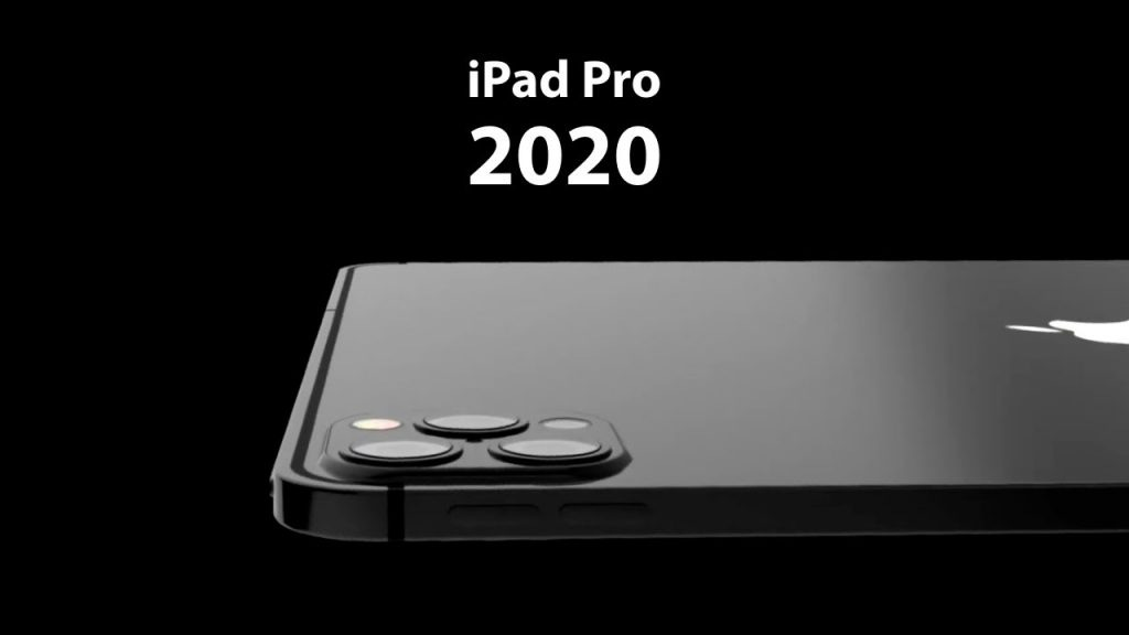 iPad Pro 2020. Prepracovaná vizualizácia zariadenia, ktorá vám ho ukáže v plnej kráse.