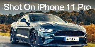 iPhone 11 Pro ako profesionálna kamera? Prečo nie. Recenzia auta natočená na toto zariadenie. - svetapple.sk