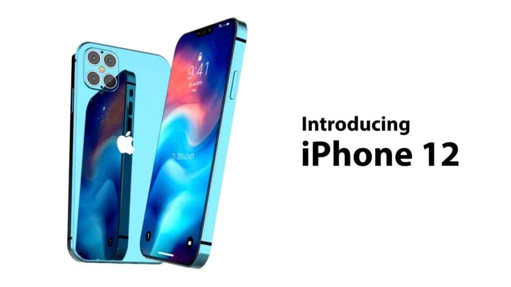 iPhone 12 koncept, tentokrát v zaujímavých farebných prevedeniach.