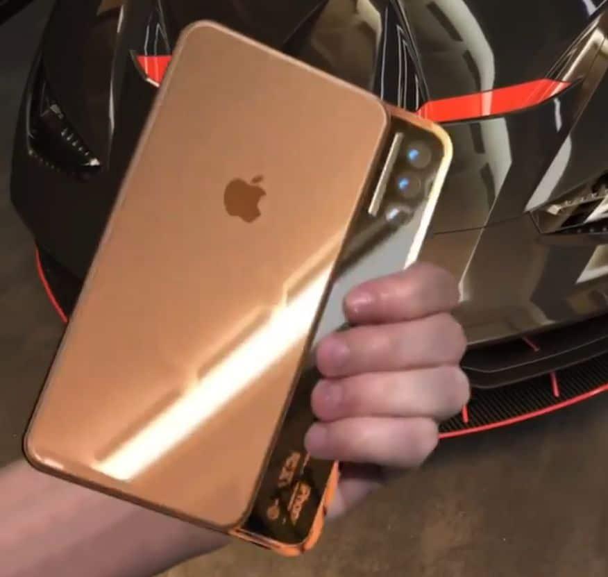 iPhone Slide Pro koncept