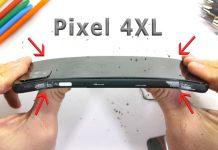 Google Pixel 4 XL má obrovský problém s ohýbaním. Je na tom snáď horšie ako iPhone 6 Plus!
