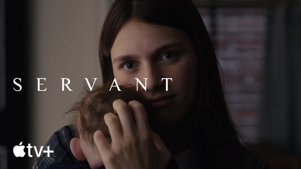 """""""Servant"""" bude nový seriál v Apple TV+. Pozrite si trailer, ktorý firma zverejnila."""