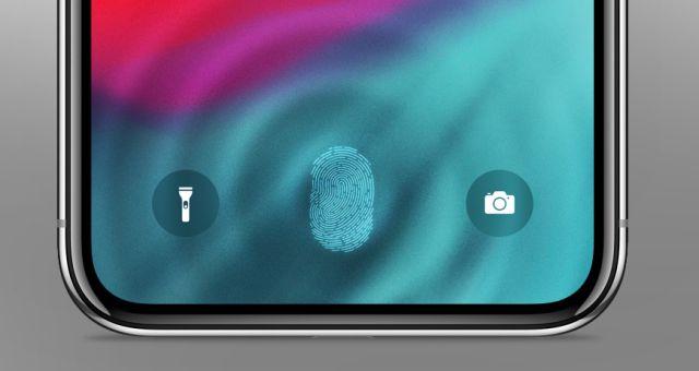 Touch ID sa vráti do displeja v iPhone