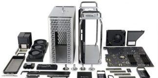 Mac Pro bude veľmi nenáročný na opravy.