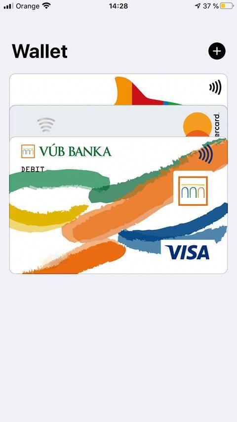 VÚB Banka oficiálne spustila Apple Pay!