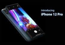 iPhone 12 Pro s ohybným displejom? Takto by vyzeral.