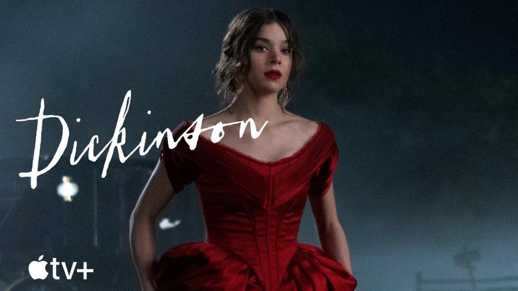 Pozrite sa na to, ako sa natáčal seriál Dickinson