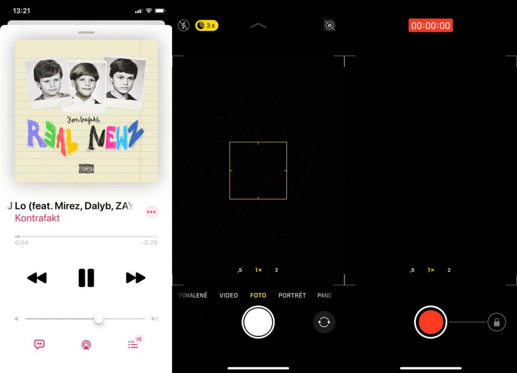 Návod: Ako na iPhone nahrať video s hudbou na pozadí?
