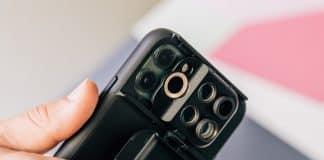 Dokonalé fotografické púzdro pre iPhone 11/ 11 Pro.