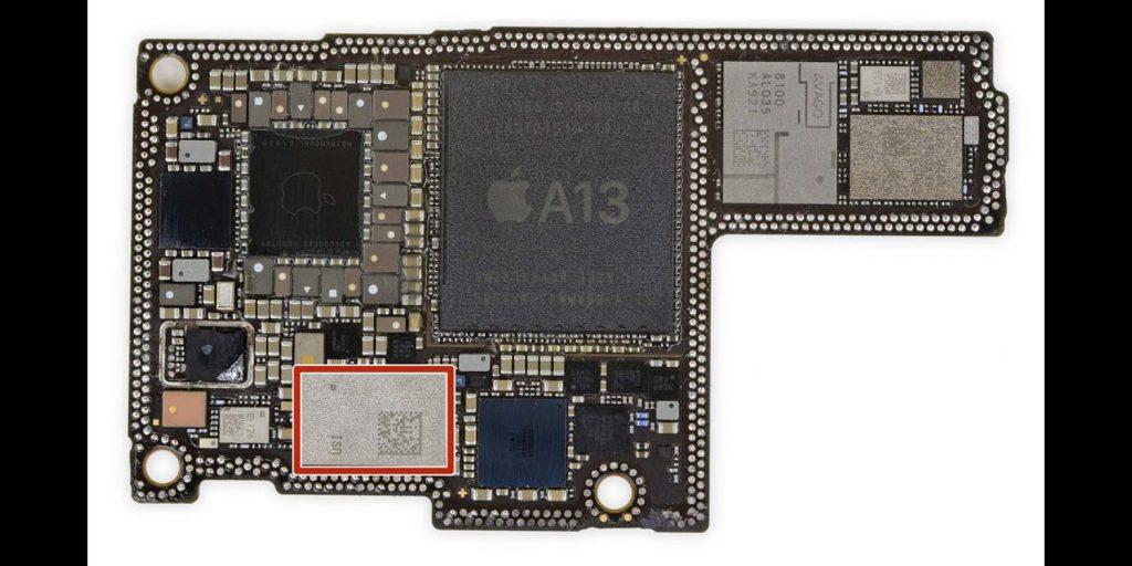 Apple U1 čip