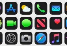 Apple naznačuje, že by mohlo zmeniť ikonky appiek pre Dark Mode v iOS 14.