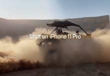 Apple zverejnilo video z iPhonu. Vyzerá ako z akčnej kamery.
