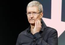 Tim Cook - CEO spoločnosti Apple
