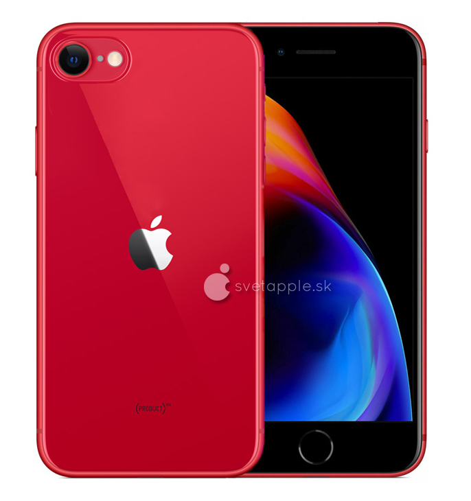 iPhone SE 2 PRODUCT (red)