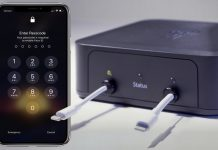 iphone 11 Pro Max FBI graykey