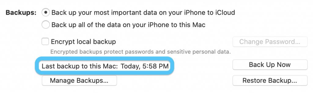 Ako zálohovať iPhone