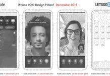 Patent Applu ukazuje, ako bude vyzerať iPhone bez výrezu.