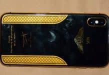 iPhone X bentley edition mariána kočnera