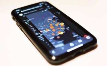 Pozrite sa na interaktívnu mapu, ukazujúcu šírenie koronavírusu v priamom prenose.