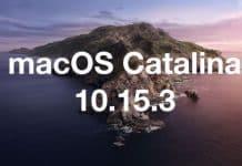 Sťahujte aktualizáciu macOS Catalina 10.15.3
