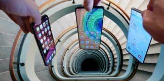 Ako dopadne iPhone v transparentnom silikónovom púzdre pri páde zo schodiska?