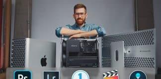 Potrebujú profesionálni kreatívci Mac Pro?