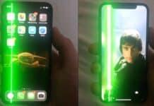 Chlapíkovi sa pokazil OLED displej na iPhone. Pozrite sa ako to vyriešil.