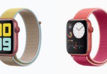 V marci 2020 by sme sa mohli dočkať Apple Watch Series 5 PRODUCT (RED).