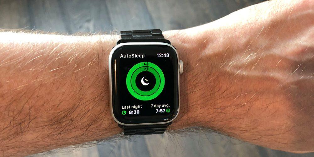 4 aplikácie pre Apple Watch na sledovanie spánku!