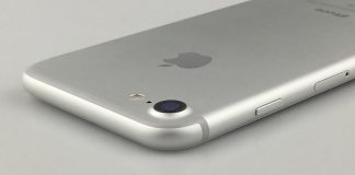 iPhone 7 fotoaparát