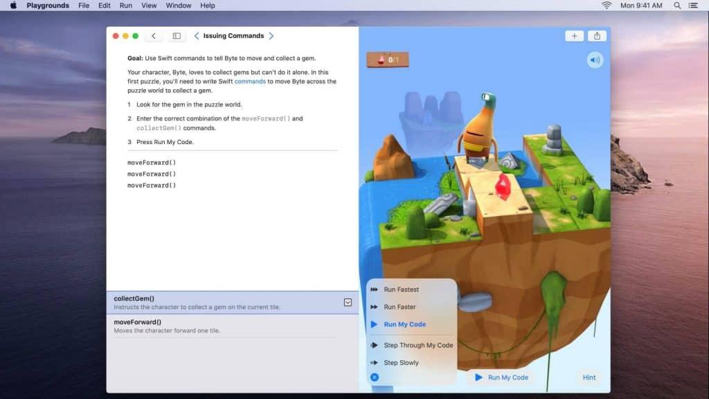 Apple vás chce naučiť kódovať pomocou novej appky Swift Playgrounds.
