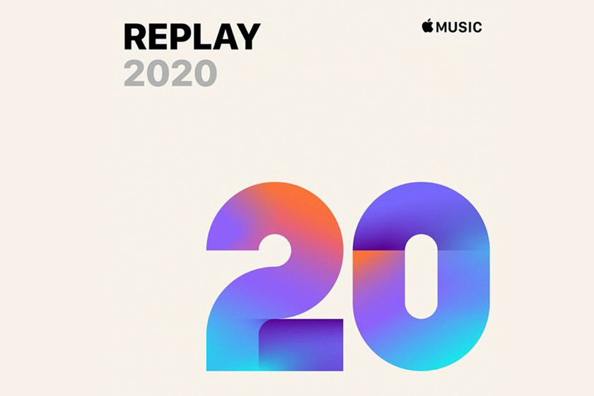 "Album ""Replay 2020"" je už dostupný na Apple Music."