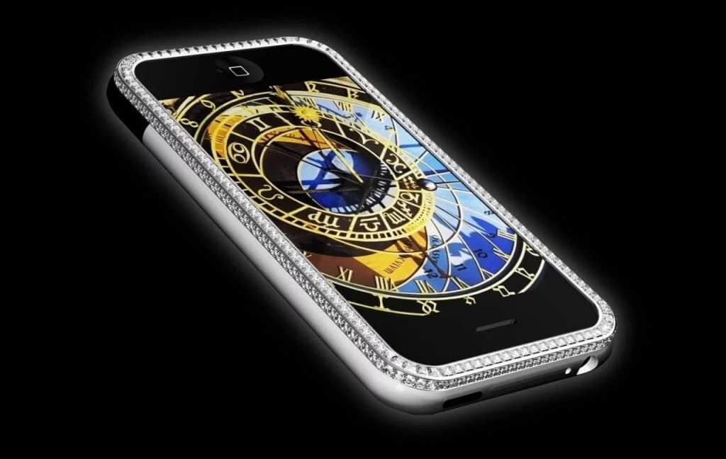 iPhone Princess Plus za vyše 176 tisíc dolárov. Toto je jeden z najdrahších iPhonov vôbec.