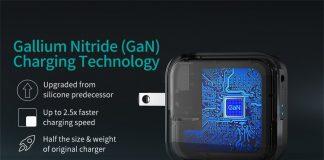 Apple plánuje predstaviť GaN adaptér. Nabíjať budeme 2.5x rýchlejšie!