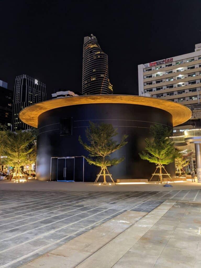 Nový Apple Store v Thajsku bude architektonický zážitok!
