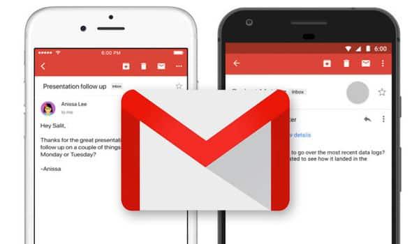 Aplikácia Gmail pre iOS dostala aktualizáciu. Čo je nové?